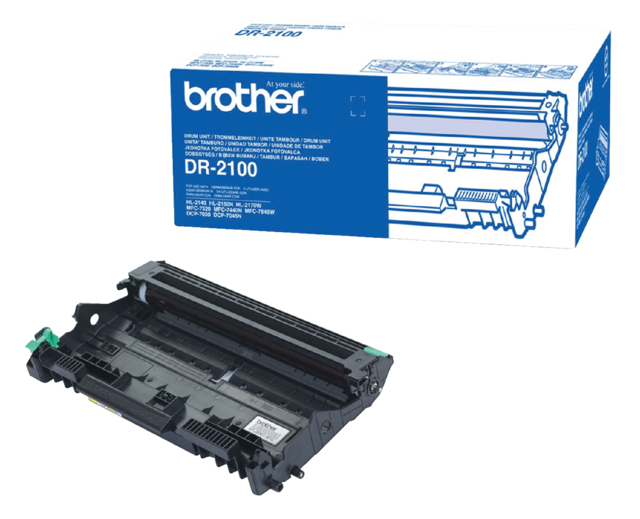 DRUM BROTHER DR-2100 ZWART