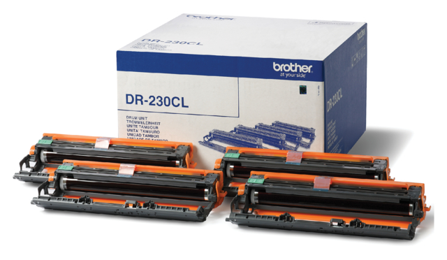 DRUM BROTHER DR-230CL ZWART 3 KLEUREN