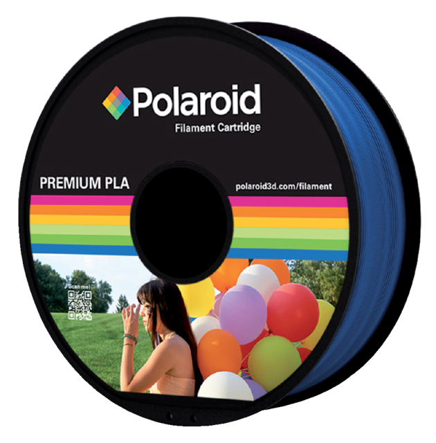 3D FILAMENT POLAROID 1.75MM PLA BLAUW